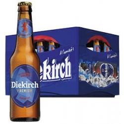 Diekirch Pils 24x0,33 VC