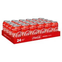 Coca Cola 24x0,33 CANS