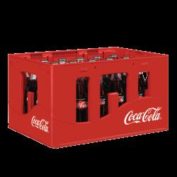 Coca Cola Zero 24x0,2 VC