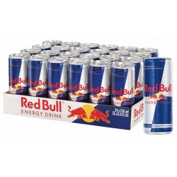 Red Bull 24x0,25L CANS
