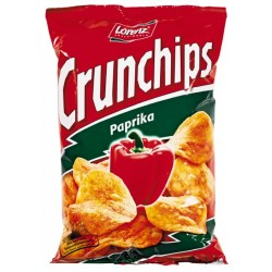 Crunchips Paprika 16x50g
