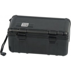 Travel case S3 +/- 12 cigares